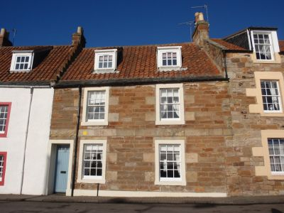 Fifies House - Holiday Cottage for rent in St Monans, Fife, East Scotland